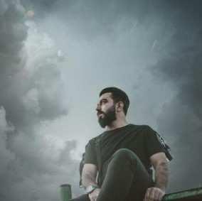 Erfan Zare Rafee Ashoob 1 - دانلود آهنگ درد من از عرفان زارع رفیع