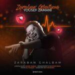 Yousef Zamani Zarabane Ghalbam 150x150 - دانلود آهنگ بیا قول بدیم که قلبامونو راضی کنیم از یوسف زمانی