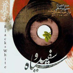 دانلود آلبوم عبدالحسین مختاباد سفید و سیاه