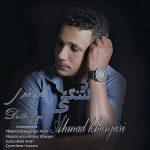 احمد خنجری دلتنگی