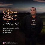 امیرحسین شیخ حسینی شب های تنهایی