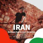 بهنام بانی و ایمان ابراهیمی بنام ایران