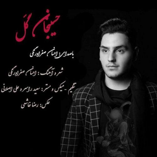 احسان صفراورنگی حسین جان گل