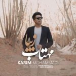 کریم محمدی مهتاب زیبا