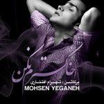 محسن یگانه خاکستر