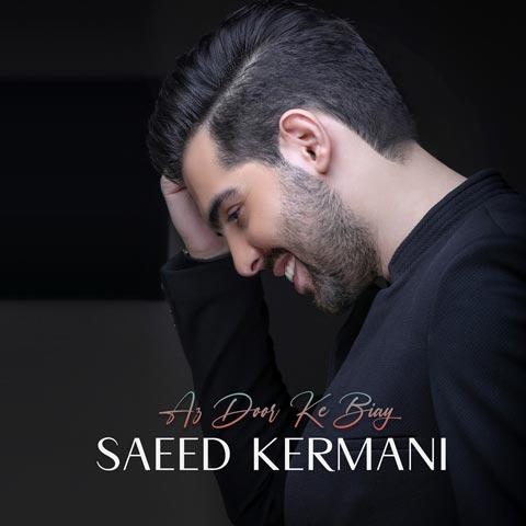 سعید کرمانی از دور کی میای