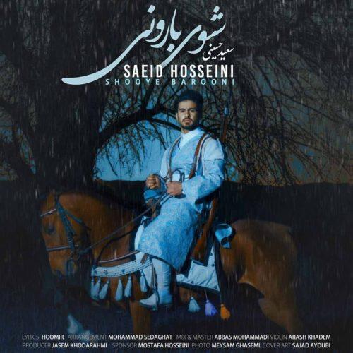 سعید حسینی شوی باروونی