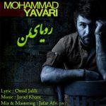 محمد یاوری رویای من