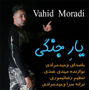 vahid Moradi 09117777031 Yar Jangi - دانلود آهنگ منطقه جنگه همش تیرو تفنگه از وحید مرادی